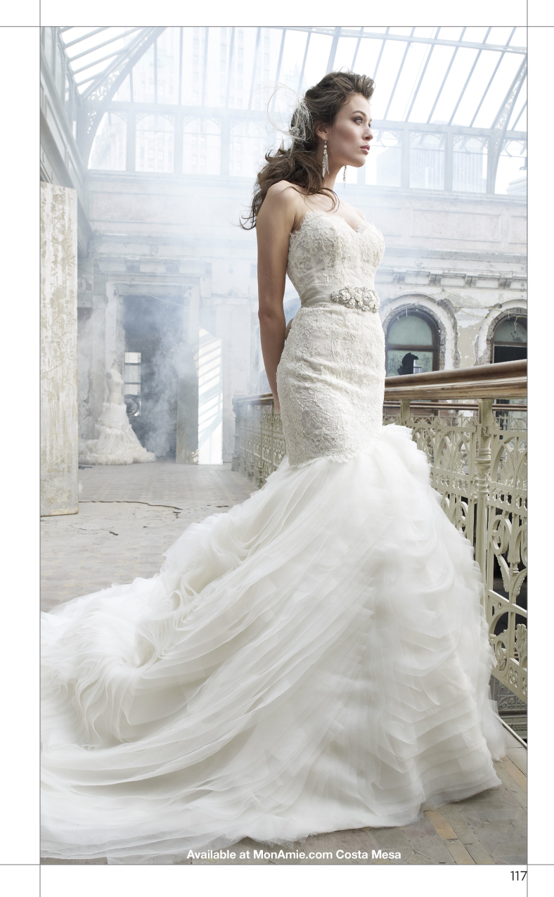 wedding dresses by mon amie orange county orange county