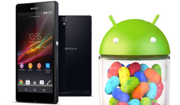 Sony Xperia Z To Receive Android 4.2 Jelly Bean Update After Launch