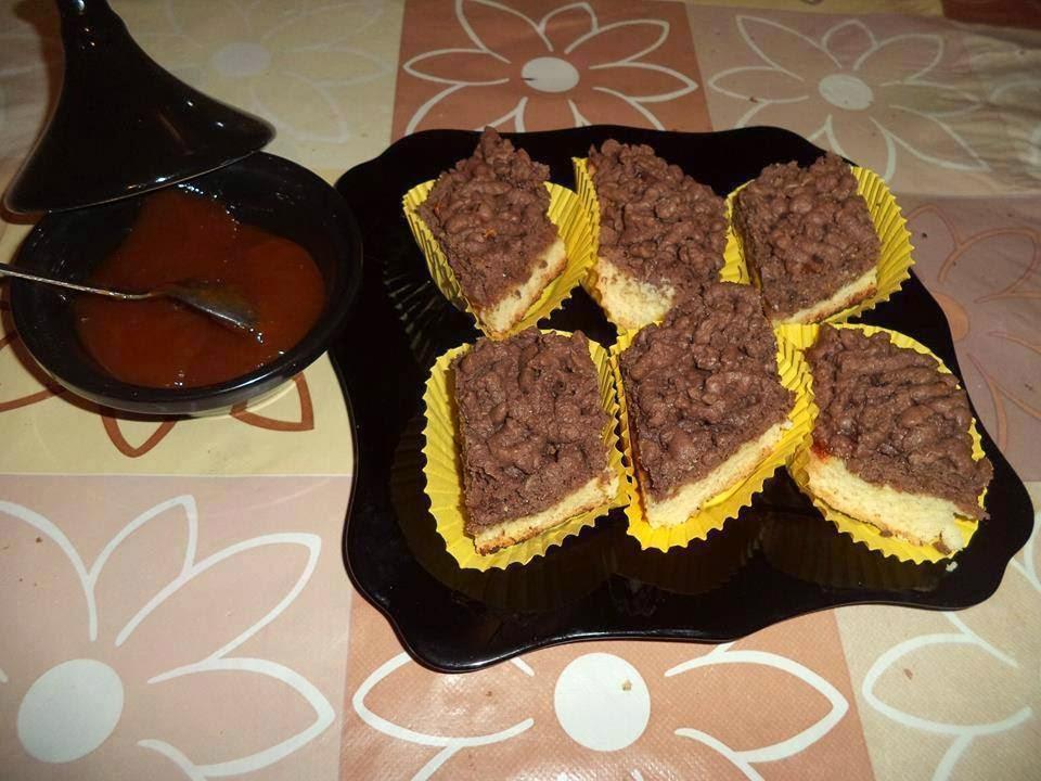 Recette du gâteau à la confiture