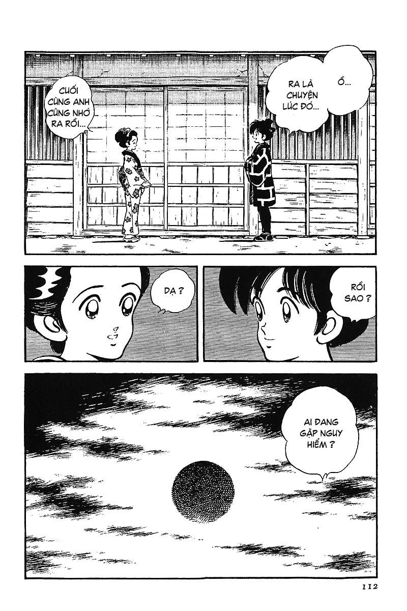 Nijiiro Togarashi - Ớt Bảy Màu chap 5 - Trang 18