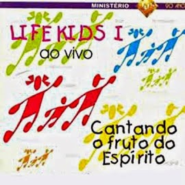 CD Life Kids Cantando o Fruto do Espírito