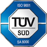 Certificato ISO 9001