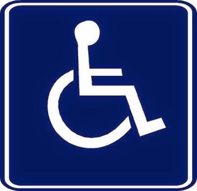 ldh la seyne sur mer droit des handicap s manifestation contre le report de la loi d. Black Bedroom Furniture Sets. Home Design Ideas