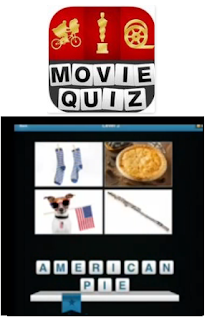 Solution movie Quiz niveau 4