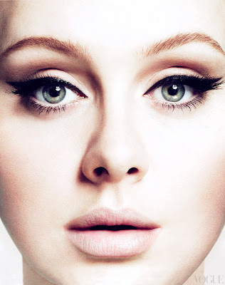 Adele by Mert & Marcus for Vogue US