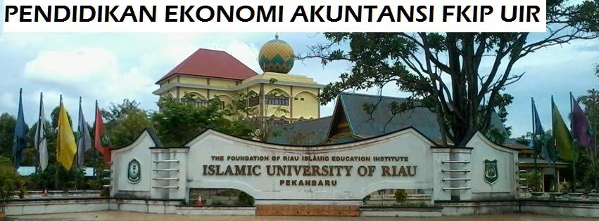 Pendidikan Ekonomi Akuntansi FKIP UIR