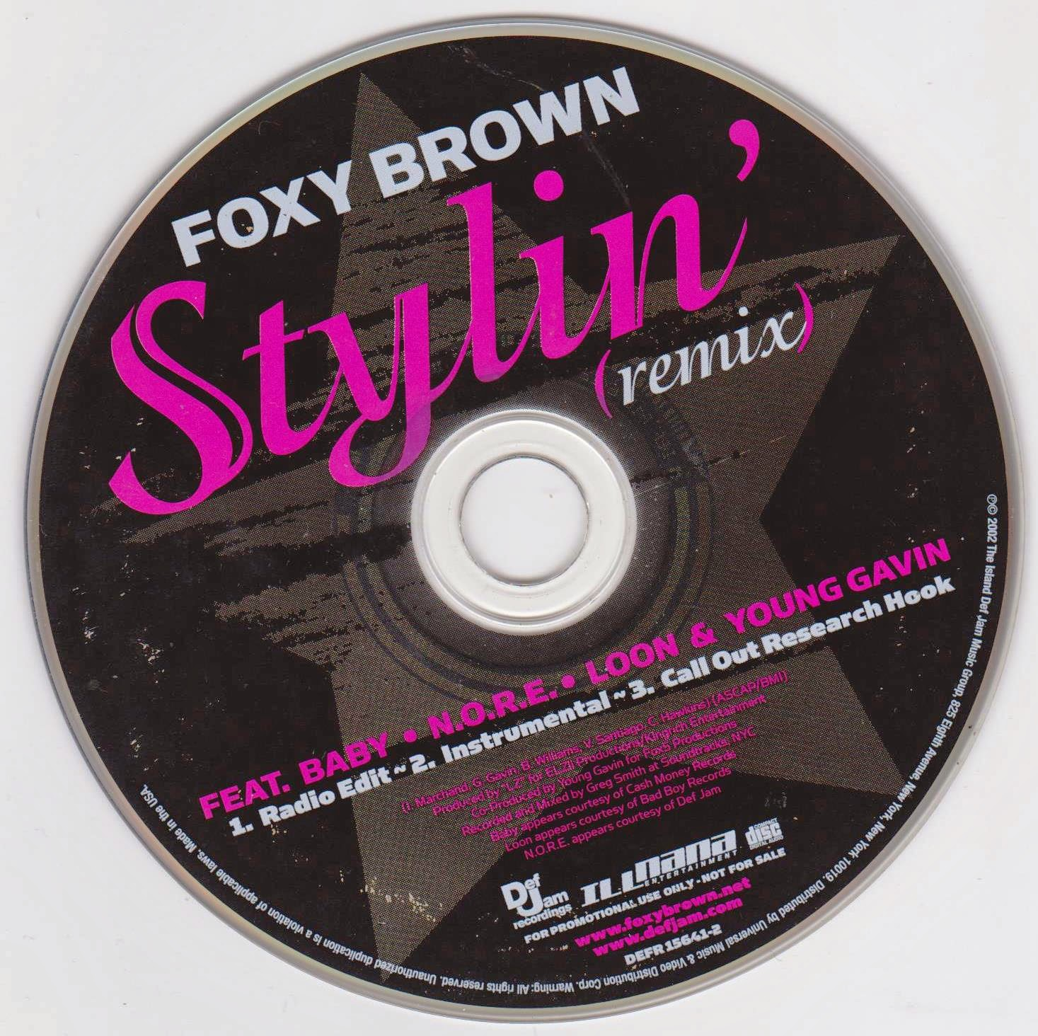 Foxy Brown Feat. Baby Cham Tables Will Turn