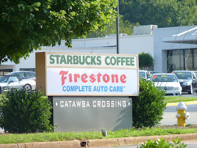 Starbuck and Firestone