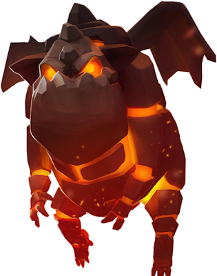 lava hound clash of clans