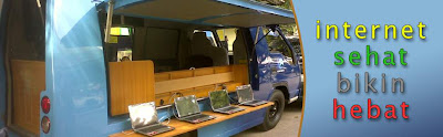 MPLIK : Mobil Internet Layani Daerah Terpencil
