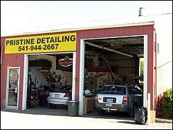Professional vehicle detailing services
