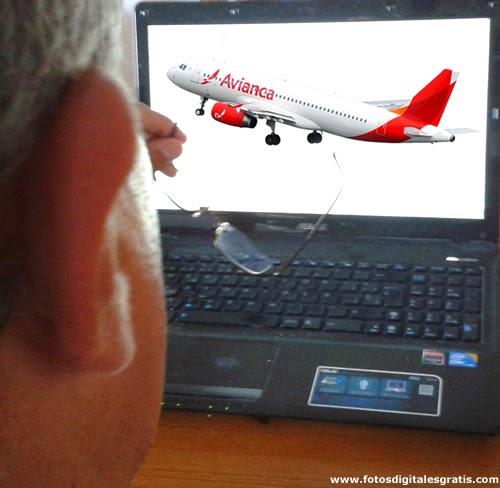 Pasajes Tickets aéreos por internet y conexiones aerolíneas
