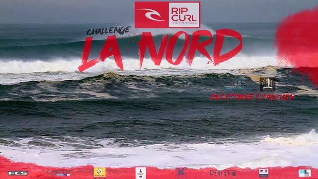 Rip Curl Challenge La Nord 2013