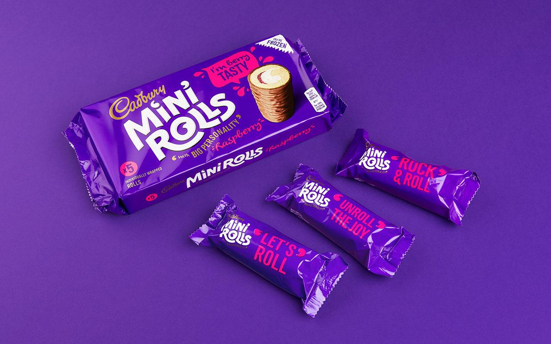 Cadburys Mini Roll Advert Cadbury Mini Rolls