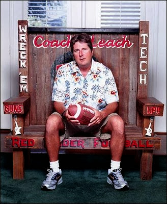 Why Mike Leach should be named head coach of Texas.