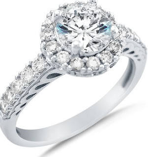 if you may tell the among the best cubic zirconia engagement rings and the diamond.