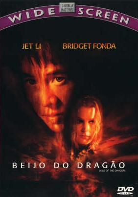 Filme O Beijo Do Dragão Dublado AVI DVDRip