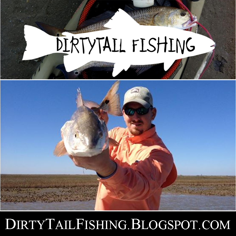 dirty tail fishing