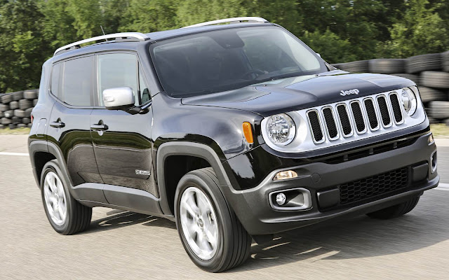 Jeep Renegade 2016 Limited flex