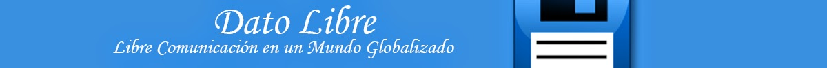 Libre comunicación en un mundo globalizado.