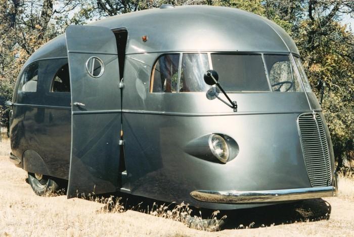 le camping car passe partout camping car vintage collector insolite loufoque le retour. Black Bedroom Furniture Sets. Home Design Ideas