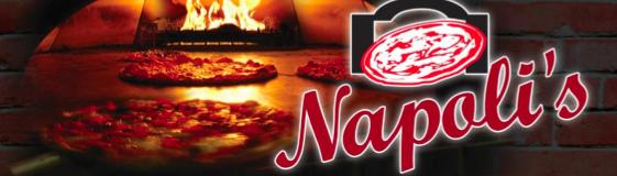 Napoli's - 12th & Washington - the full menu