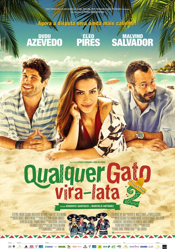 Baixar Qualquer Gato Vira-Lata 2 HDTS AVI Nacional Download Grátis