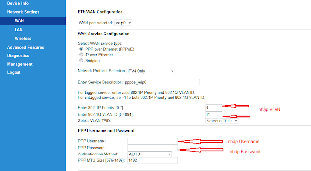 PPP over Ethernet (PPPoE)