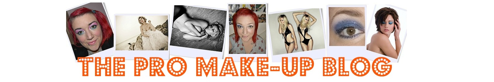 The Pro Make-up Blog