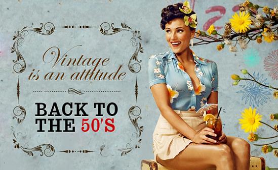 Rosegal online vintage store