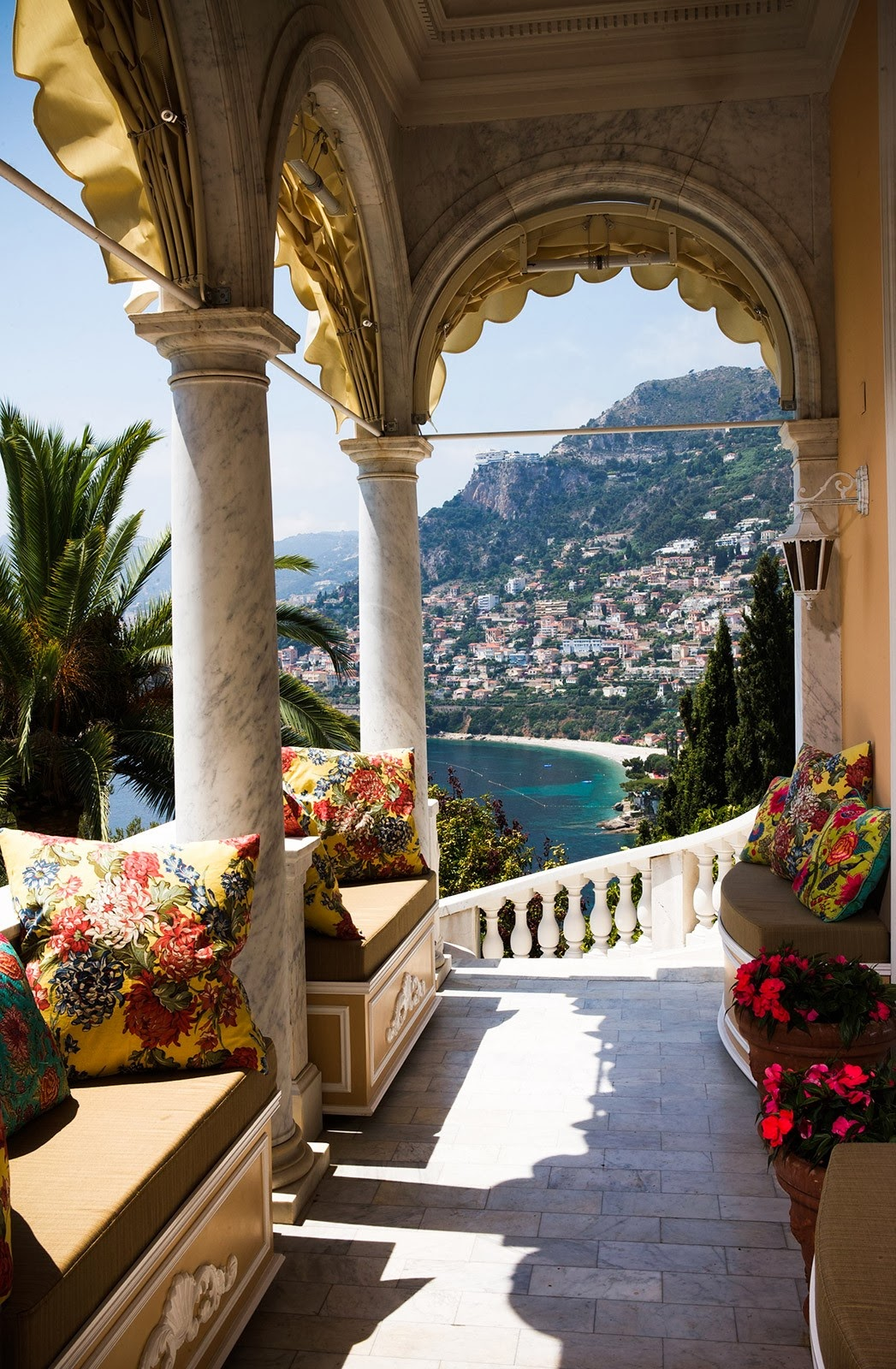 Passion for luxury villa egerton on the french riviera for French luxury