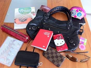 What&#39;s in your bag?
