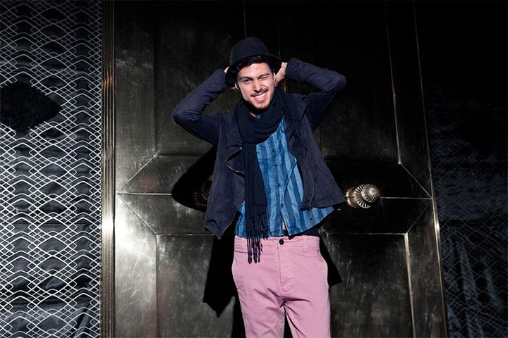 Tascani ropa para hombres invierno 2013