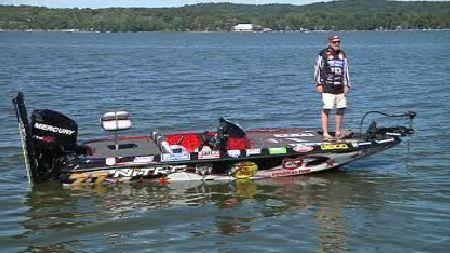 Chautauqua lake living chautauqua lake major league fishing for Chautauqua lake fishing report