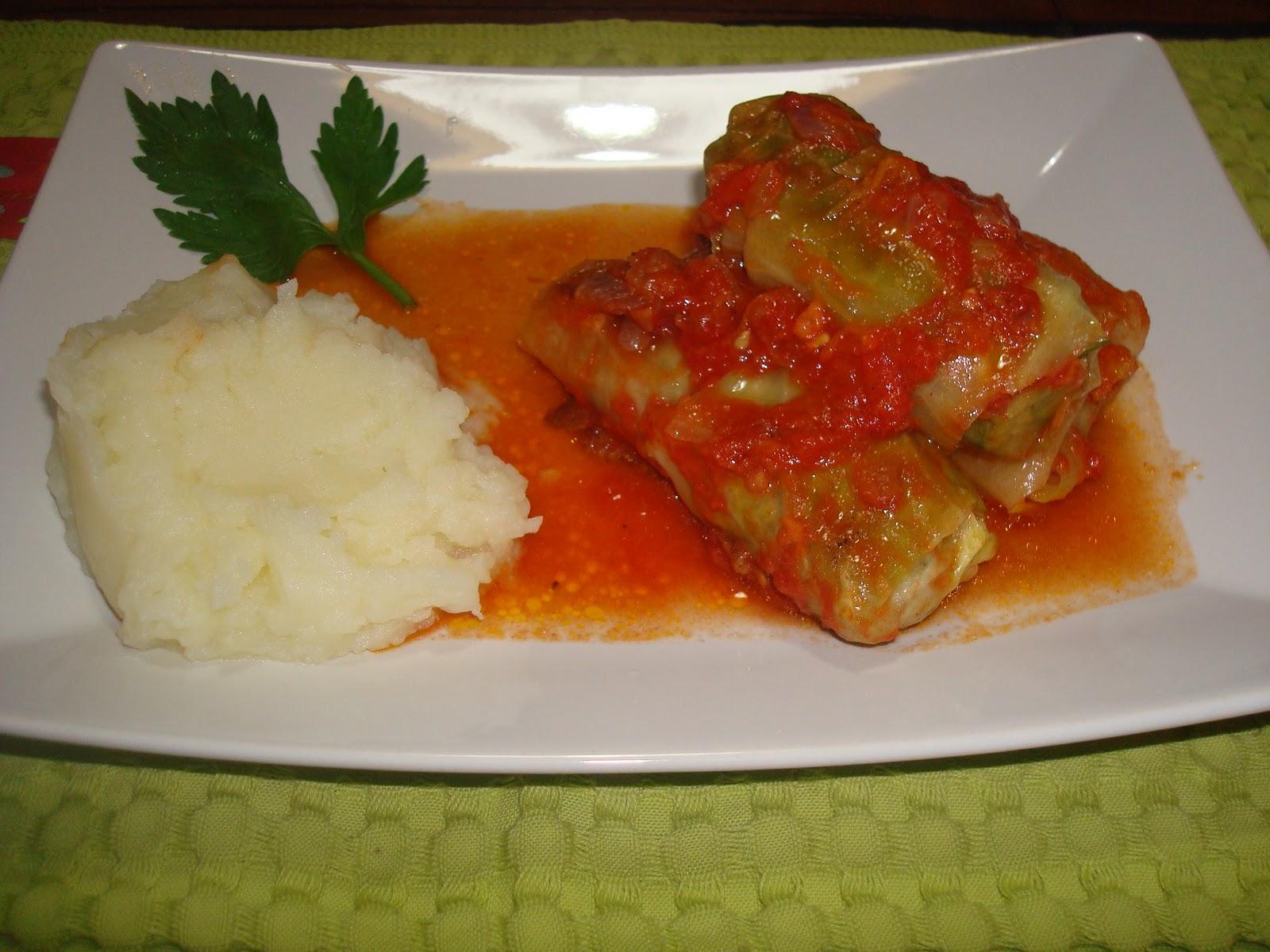 Голубцы с болгарским перцем рецепт пошагово