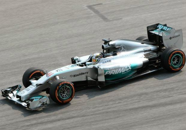 Hamilton gana en el GP de Malasia