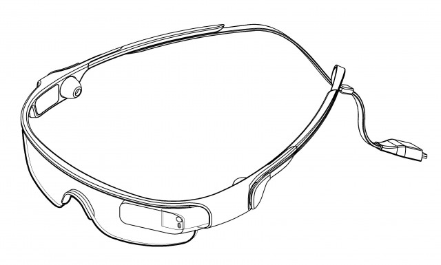 Samsung Galaxy Glass Patent