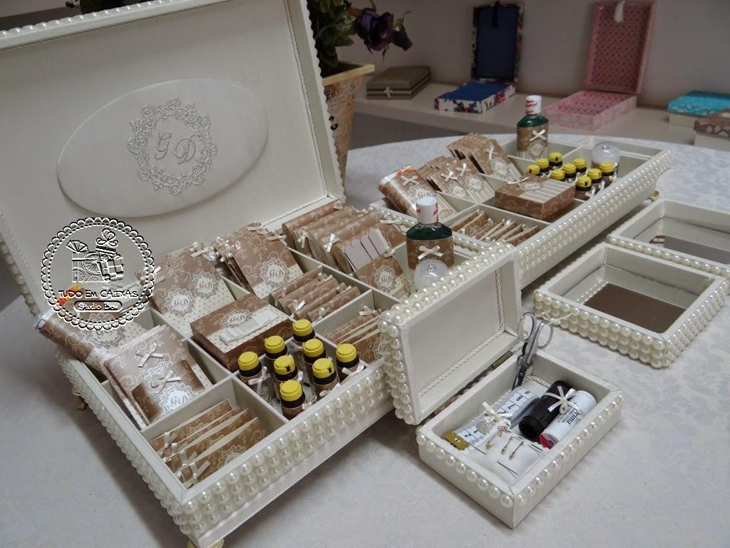 Kit Toalete Casamento Brasilia : Tudo em caixas loja de noivas