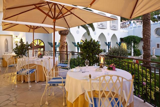 Ischia (Italia) - Terme Manzi Hotel & Spa 5* - Hotel da Sogno