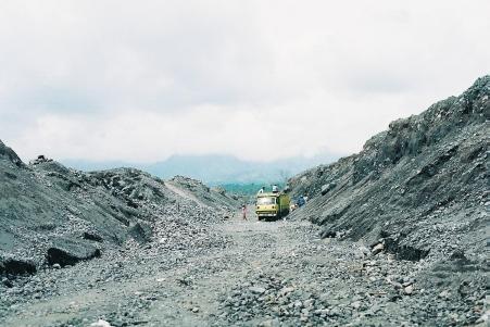 Pasir Kali Gendol