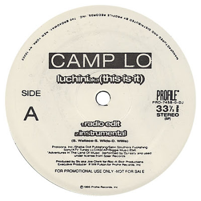 Camp Lo – Luchini a.k.a. (This Is It) / Swing (Promo VLS) (1996) (320 kbps)