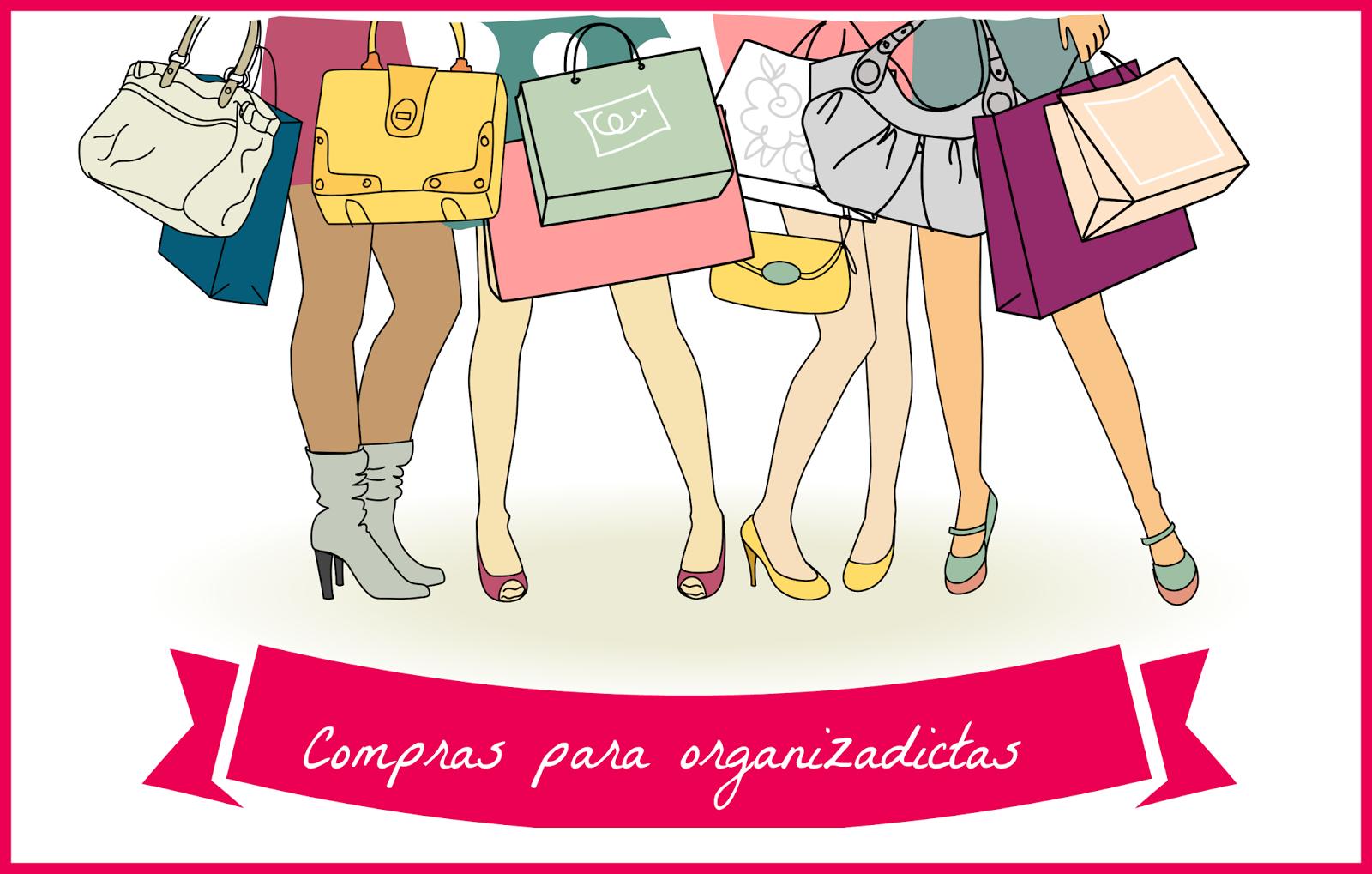 compras para organizadictas