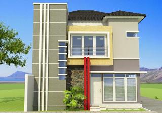 20 Model Rumah Minimalis 2015 Terbaru
