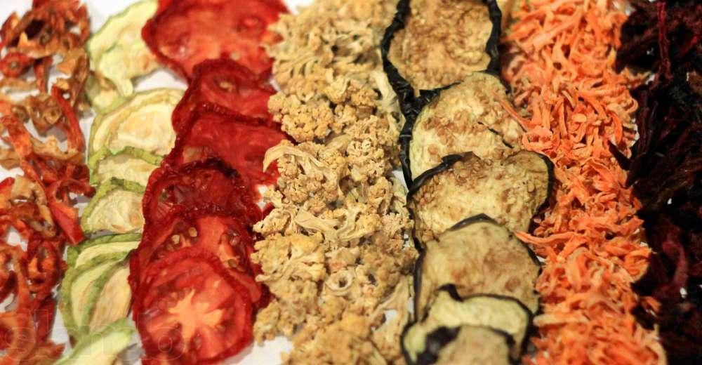 сушка овощей в электросушилке рецепты