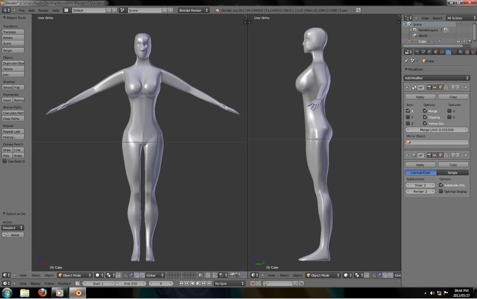 Как из картинок сделать 3д модель