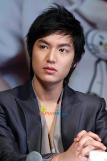 Model Gaya Rambut Lee Min Ho Korea