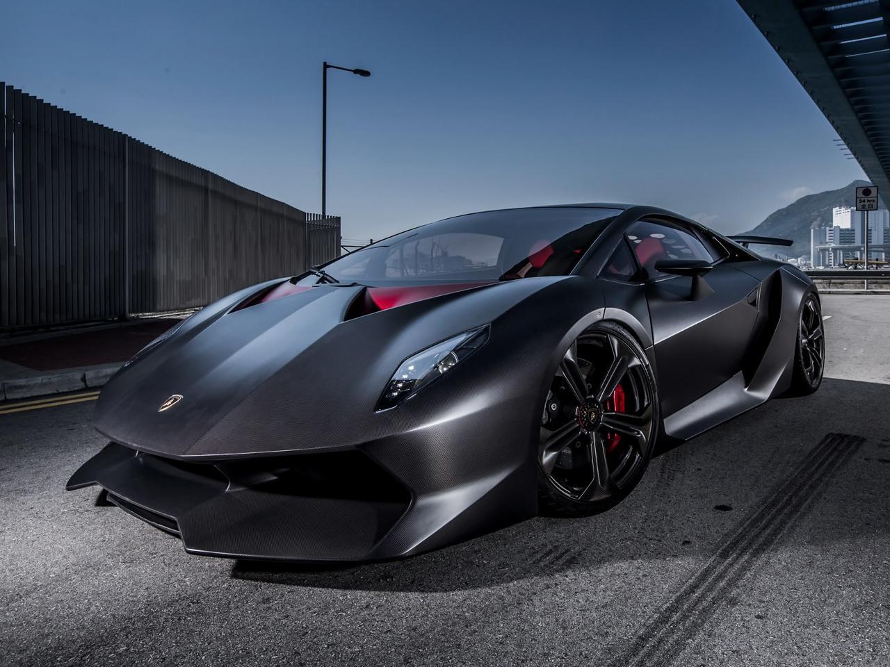 Lamborghini Sesto Elemento Greenstylo