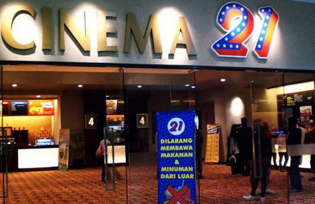 Bioskop Jatos 21 Bandung