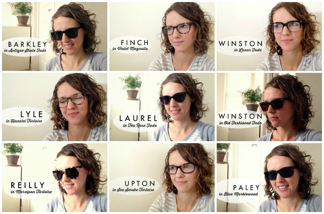 Rockin' Warby Parker's Free Home Try-on