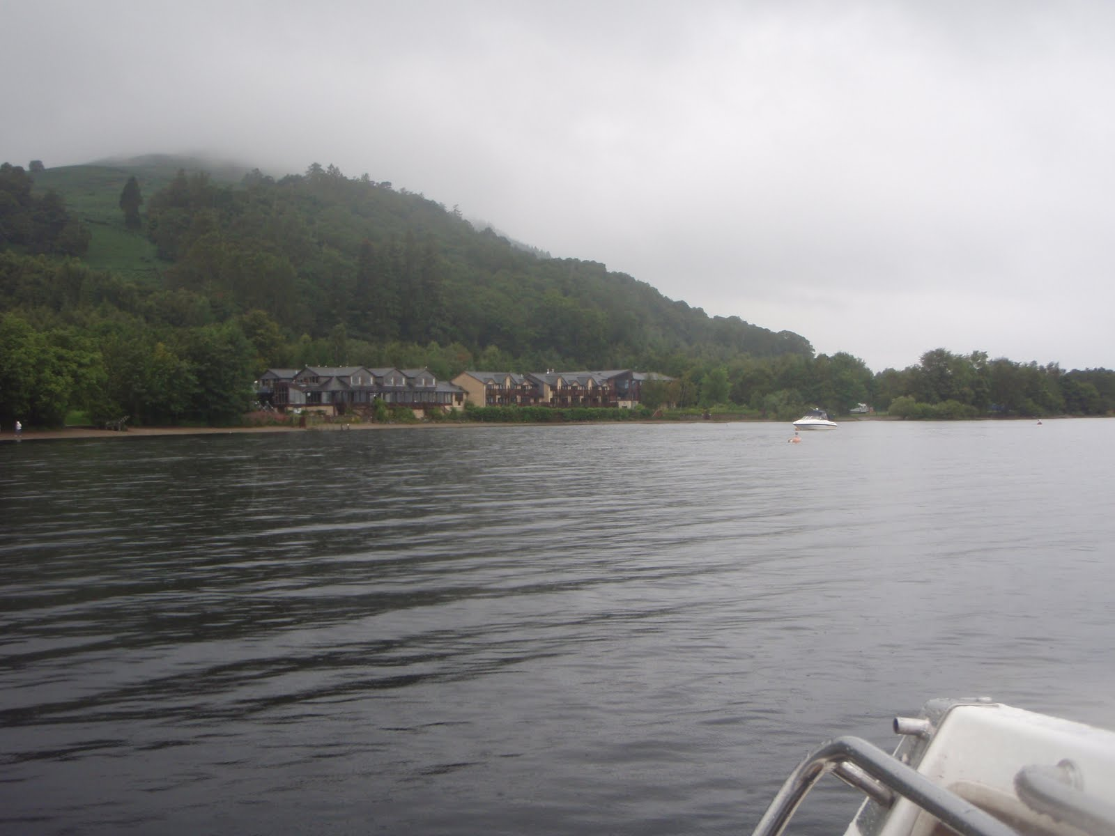 scottish fishing guide loch lomond